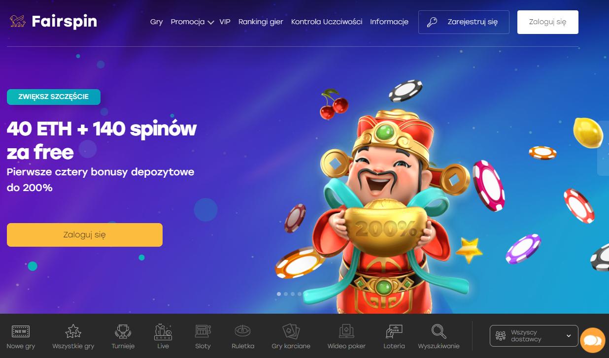 Najlepsze automaty bitcoin online z darmowymi spinami